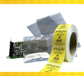 Embalagens Etiquetas Sinalizações