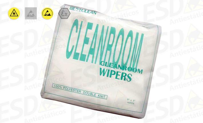 Wipers ESD Pano para limpeza