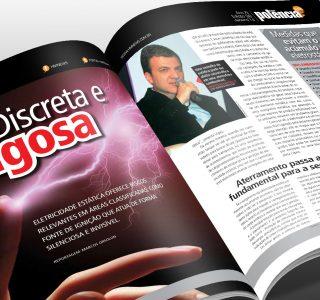 Revista Potência Artigo Revista ESD Antiestáticos